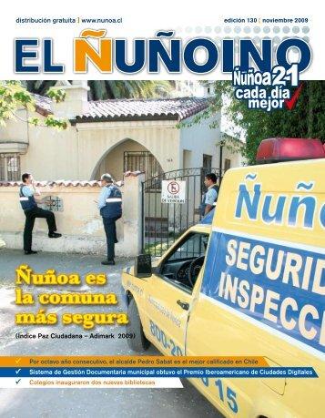 11. 2009 - Municipalidad de Ñuñoa