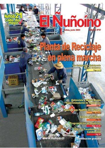 Editorial - Municipalidad de Ñuñoa
