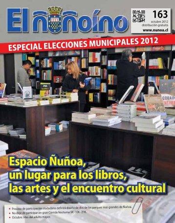10. 2012 - Municipalidad de Ñuñoa