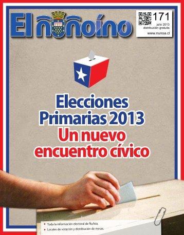07. 2013 - Municipalidad de Ñuñoa
