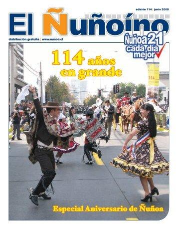 06. 2008 - Municipalidad de Ñuñoa