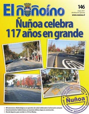 05. 2011 - Municipalidad de Ñuñoa
