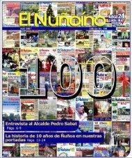 El Ñuñoino - Municipalidad de Ñuñoa