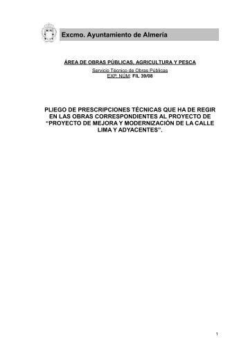 Excmo. Ayuntamiento de Almería