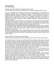 XXVI Year - PhD Interior Architecture and Design - Politecnico di ...