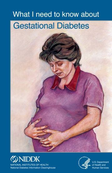 Gestational Diabetes - Projects In Knowledge