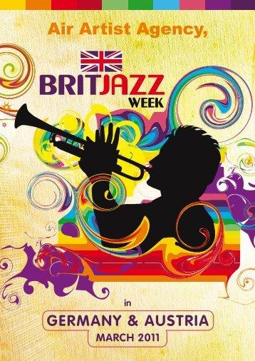 Air Artist Agency, - BRIT-JAZZ-WEEK