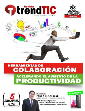 Revista Trendtic Edición N°1