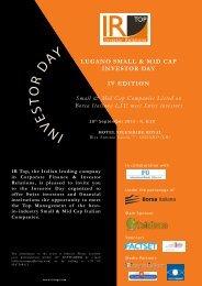 Download the invitation PDF - IR Top