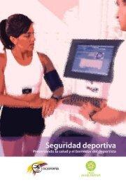 Seguridad deportiva - Federación Colombiana de Tenis