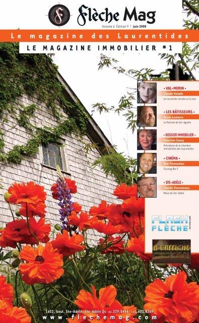 Juin 2008 - Flèche Mag