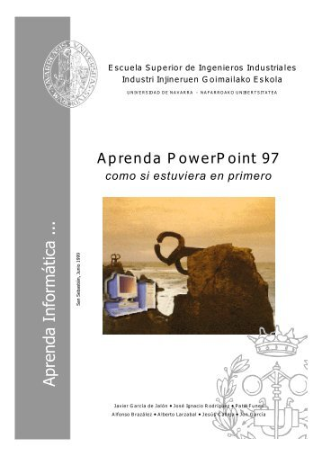 Power Point 97 - Tecnun