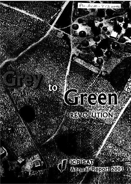 Soil Fertility: No Green Without It - usaid