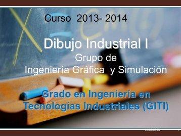 presentacion asignatura - Grupo de Ingeniería Gráfica y Simulación ...