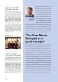 Message issue 3/2010 - Messe Stuttgart - Page 5