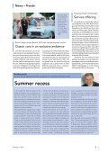 Message issue 3/2010 - Messe Stuttgart - Page 6