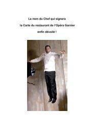 Communique_Annonce_C.. - L'Opera Restaurant