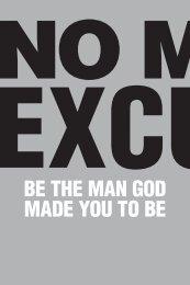 No More Excuses (10th Anniversary Edition) (Excerpt) - Crossway