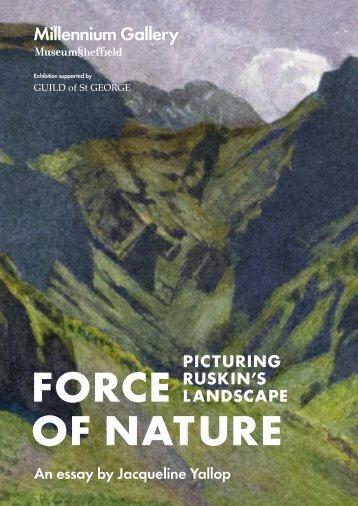 download Jacqueline Yallop's Force of Nature essay here