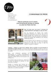 CP Nouvelle terrasse.. - L'Opera Restaurant