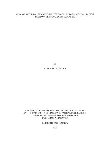 distribution agreement in presenting this thesis or dissertation, Presentation templates