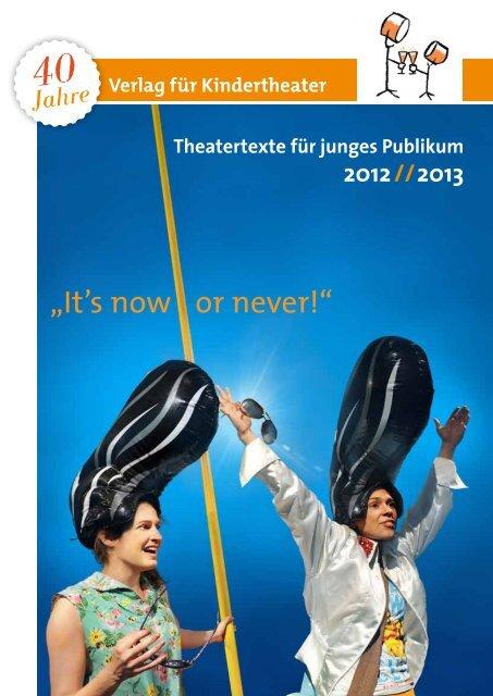 Neue Stücke - Verlag für Kindertheater