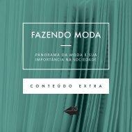 FAZENDO MODA