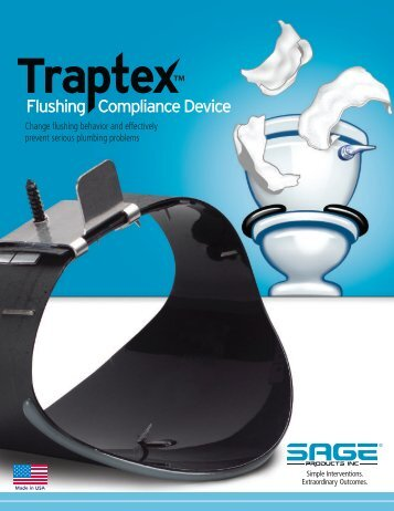 Traptex Brochure - Sage Products Inc.