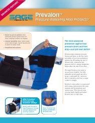 Prevalon - Sage Products Inc.