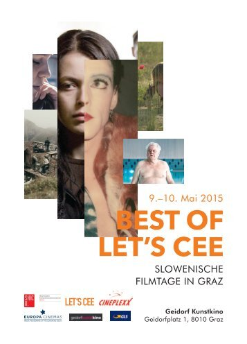 BEST OF LET'S CEE: Slowenische Filmtage in Graz