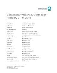 Participant List - Workshop 2013