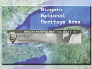 Niagara National Heritage Area - Wild Ones Niagara Falls and River ...