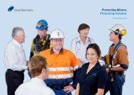 Coal Services Annual Report 2010