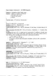 Zápis ze zasedání komise všestrannosti ze dne 26.9.2006