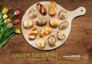 UNSER CATERING