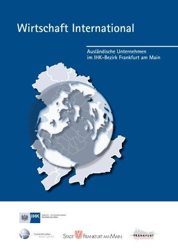 Wirtschaft International - Frankfurt am Main