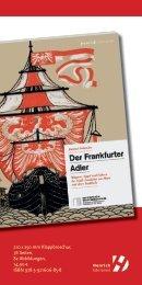 Dossier zum Buch (pdf, 6.1 MB) - Frankfurt am Main