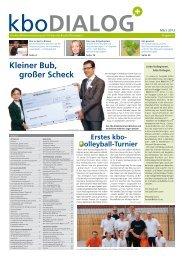 kbodialog - Kliniken des Bezirks Oberbayern