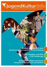 TUKI Theater und Kita - Jugendkulturservice Berlin
