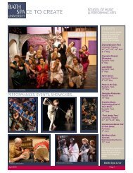 2015 21st Edition Spring Newsletter