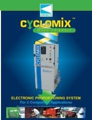 Cyclomix USA Brochure.qxd