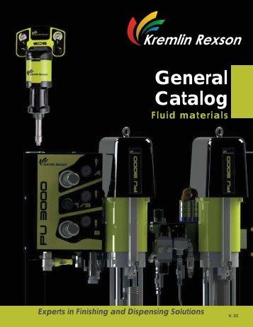 General Catalog - Fluid Materials - Kremlin Rexson Sames
