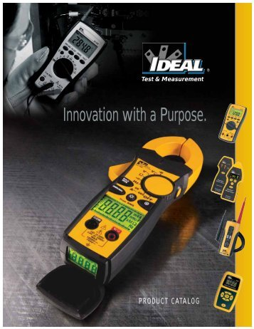 Innovation with a Purpose. - RF Test Solutions