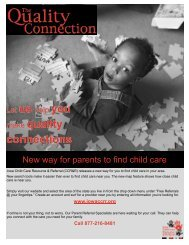 Read More - Iowa Child Care Resource & Referral