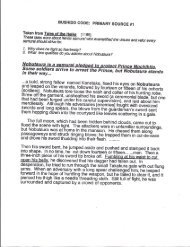 BUSHIDO CODE: PRIMARY SOURCE #1 - J-blanchard.org