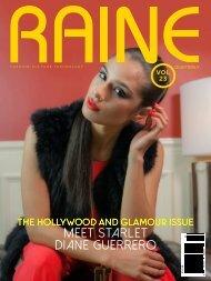 RAINE MAGAZINE   Newsletter April 2015