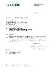 Supplemental Response to 1-5 (f) - Rhode Island Public Utilities ...