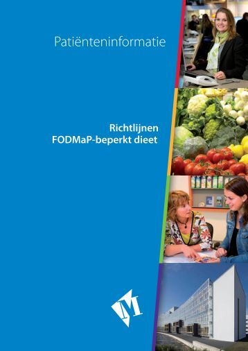 20140015 FODMAP Richtlijnen beperkt dieet