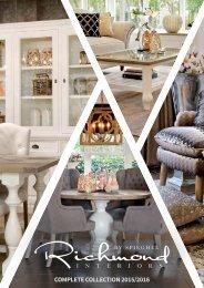 Richmond Interior Katalog 2015