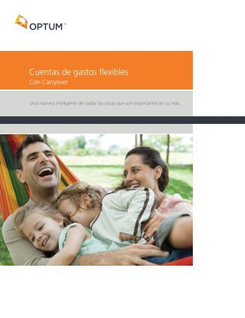 Cuentas de gastos flexibles - OptumHealth.com